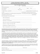 Form Ch-1 - Parental/guardian Consent Form And Liability Waiver - Diocese Of Birmingham