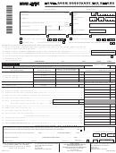 Form Nyc-htx - Hotel Room Occupancy Tax Return - 2016