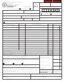 Form 53-c - Consumer's Use (573) 751-2836 Tax Return - State Of Missouri