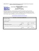 Dbpr Form Abt-6017 - Examination Application