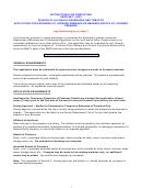 Dbpr Form Abt-6029 - Examination Application