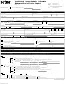 Form Gr-68774 - Medication Precertification Request Form
