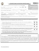 Student Tdap Vaccination Consent Form