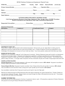 Scsu Outdoor Endeavors-equipment Rental Form