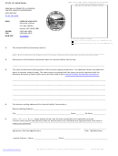 Renewal Of Domestic Or Foreign Limited Liability Partnership Application - Montana Secretary Of State