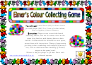 Emers Color Collecting Game Template