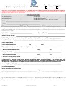 Form Ccs-frm-274 - Multi-tenant Registration Application And Renewal