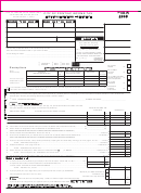 Form P1040 (r) - Individual Return - Resident - 2005