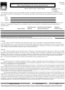 Form H1049 - Client's Statement Of Self-employment Income ...
