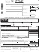Form Cr-a - Commercial Rent Tax Return - 2006/07