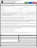 Form Mo 580-2624 - Nursing Home Surety Bond