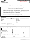 Corporate Boothing Application Form