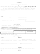 Bill Form For Collection Schedule On Computation Of The Public Utility Fee And Commercial Mobile Radio Service (