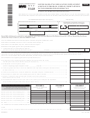 Form Nyc-114.8 - Lmreap Credit Applied To Unincorporated Business Tax - 2009
