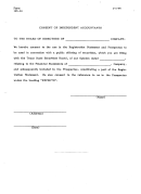 Form 133.14 - Consent Of Independent Accountants - 1979