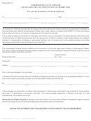 Form St-17 - Sales And Use Tax Certificate Of Exemption - Commonwealth Of Virginia