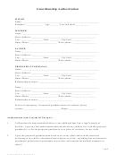 Guardianship Authorization - Superior Court Of Santa Clara County