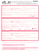 Form 7190 - Horizon Traditional And Ppo Health Insurance Claim Form