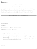 Emeriti Qualified Medical Expense Claim Form