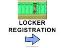 Registration Sign Template
