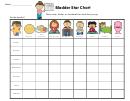 Bladder Star Chart