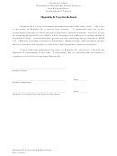 Hepatitis B Vaccine Refusal