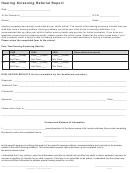vision screening referral form printable pdf download. Black Bedroom Furniture Sets. Home Design Ideas