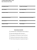 Unidentified Person File Data Collection Entry Guide
