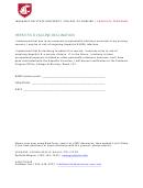 Hepatitis B Vaccine Declination