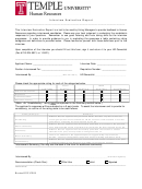 Interview Evaluation Report Form