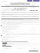 Form 2070ac 0007 - Application And Computation Schedule For Claiming Delaware Research And Development Tax Credits (with Instructions) - 2013