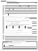 Form Ut-1a - Aircraft Use Tax Return Form - State Of Minnesota