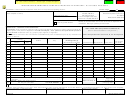 Wisconsin Distributor's Tobacco Products Tax Return Form - State Of Wisconsin