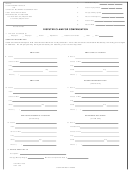 Form Ldol-wc-1008 - Disputed Claim For Compensation Form - Office Of Workers' Compensation