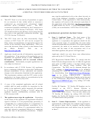 Form 337 - Application For Extension Of Time To Construct A Digital Television Broadcast Station
