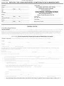 Form 100b - Original Notice, Petition, Answer And Order Concerning Vocational Rehabilitation Program Benefit - 2004
