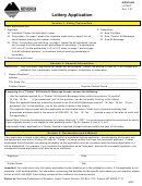 Form Lotapp - Lottery Application