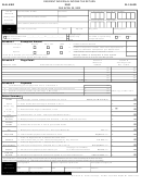 Form W-1040r - City Of Walker Resident Individual Income Tax Return - 2001