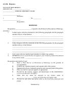 Form 4a-104 - Judicial District Court