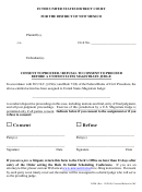 Form Dnm - Consent To Proceed / Refusal To Consent To Proceed Before A United States Magistrate Judge