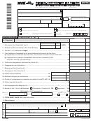 Form Nyc-4sez - General Corporation Tax Return - 2016