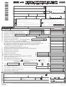 Form Nyc-4s - General Corporation Tax Return - 2016