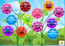 Spelling Flowers Abc Template (always)