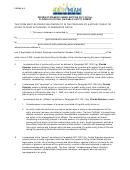 Form A-1 - Sworn Statement Under Section 287.133(3)(a), Florida Statutes, On Public Entity Crimes
