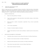 Form 27u - Notice Of Claim Of Exemption Under Section 58-13b-27u, Nmsa 1978 - State Of New Mexico