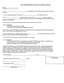 Unclaimed Properity Estate Claim Declaration Form