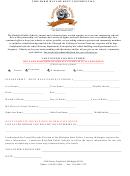Volunteer Consent Form