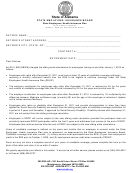 State Employees' Health Insurance Plan Template - State Of Alabama State Employees' Insurance Board