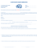 Form 92-103 - Silver Beaver Award Nomination 2008