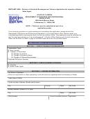 Form Dbpr Abt-6008 - Application For Importer Or Broker Sales Agent